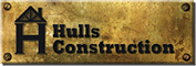 Hull's Construction Logo