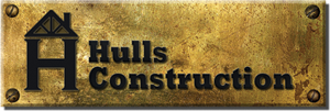 Hull's Construction Mobile Logo